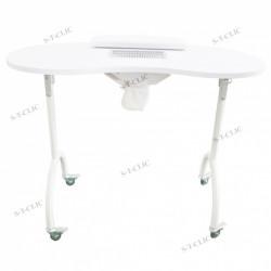 TABLE MANUCURE PALMAR