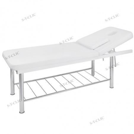 TABLE METAL FIXE