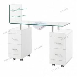 TABLE MANUCURE PLATEAU...