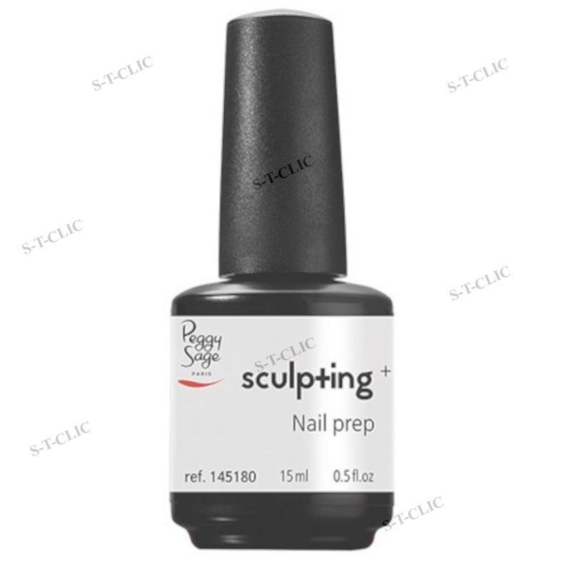 NAIL PREP SCULPTING+ TRANSPARENT 15ML