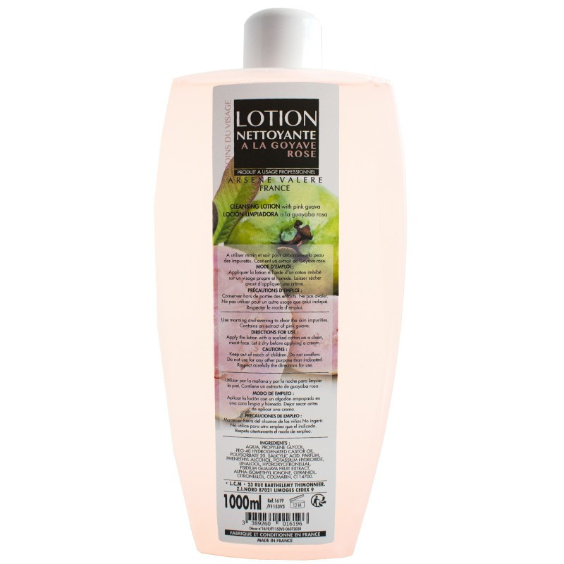 LOTION PROTECTRICE GOYAVE ROSE 1L