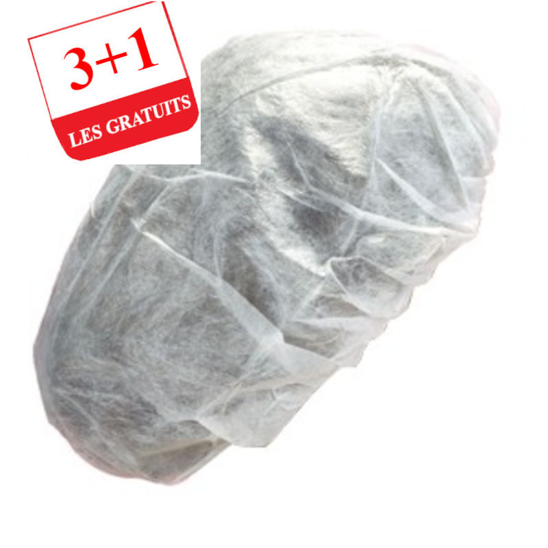 3 SACHETS CHARLOTTES JETABLE X100 +1 OFFERTE