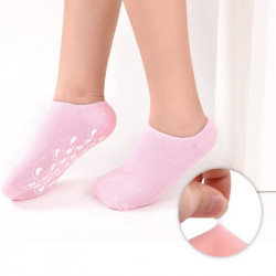CHAUSSONS ROSE SPA FEET S/M...