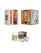 produit, matériel pour sauna traditionnel ou infrarouge